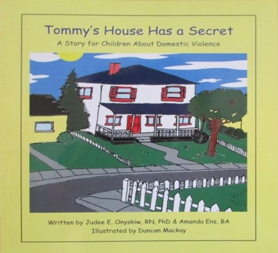 Tommys House Has a Secret Cover