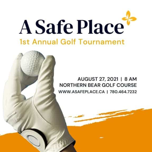 A Safe Place Golf Tournament 2021